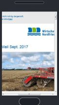 WFG Info-Mail September erschienen